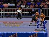 WWF ロイヤルランブル アクレイムジャパン メガドライブ MD版