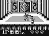 ダブルドラゴン テクノスジャパン ゲームボーイ GB版