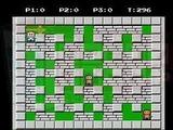 ボンバーマン� ハドソン ファミコン FC版