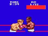 リディック・ボウ・ボクシング マイクロネット セガ ゲームギア版