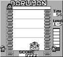 ペケとポコのダルマンバスターズ  バンプレスト ゲームボーイ GB版