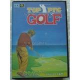 トップ プロ ゴルフTOP PRO GOLF メガドライブ MD版