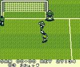 Jリーグ ビッグウェイブサッカー トミー ゲームボーイ GB版