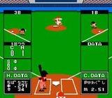 ザ・ペナントリーグ ホームランナイター'90 データイースト ファミコン FC版