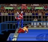 新日本プロレスリング 超戦士IN闘強導夢 バリエ スーパーファミコン SFC版
