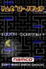 パックンジャンプ PAC'N JUMP ナムコ iOS版