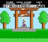 忍者ハットリくん 忍者は修行でござるの巻 ハドソン ファミコン FC版