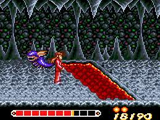 幽遊白書 滅びし者の逆襲 セガ ゲームギア GG版