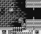 鉄球ファイト ザ・グレイトバトル外伝 バンプレスト ゲームボーイ GB版