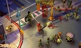 ゾンビウッド ゲームロフト iOS版 アンドロイド版