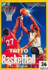 タイトーバスケットボール タイトー ファミコン FC版