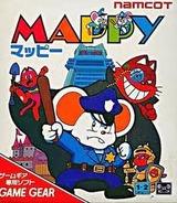 マッピー ナムコ ゲームギア GG版