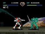 宇宙の騎士 テッカマンブレード ベック スーパーファミコン SFC版
