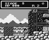 ダックテイルズ2 カプコン ゲームボーイ GB版
