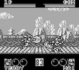 熱闘餓狼伝説2 タカラ ゲームボーイ GB版