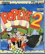 ポパイ2 シグマ ゲームボーイ GB版