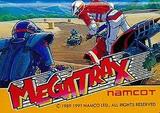 メガトラックス ナムコ メガドライブ MD版