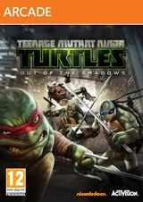 teenage mutant ninja turtles out of the shadowsニンジャタートルズアウトオブザシャドウTMNT