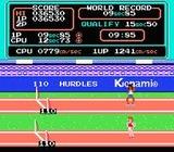 ハイパーオリンピック コナミ ファミコン FC版