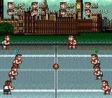 くにおくんのドッジボールだよ全員集合! テクノスジャパン スーパーファミコン SFC版