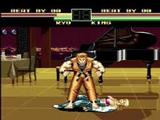 龍虎の拳 ハドソン PCエンジン PCE版