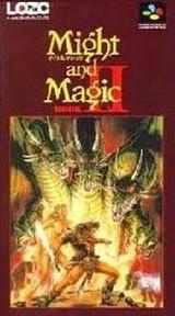 マイトアンドマジック BOOK�ブック2  ロジーク スーパーファミコン SFC版
