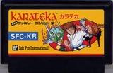 カラテカ ソフトプロ ファミコン FC版