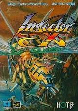 インセクターX ホットビィ メガドライブ MD版