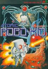 アトミックロボキッド トレコ  メガドライブ MD版
