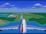 エアーマネジメント2� 航空王をめざせ 光栄 メガドライブ MD版