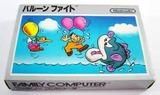バルーンファイト 任天堂 ファミコン FC版