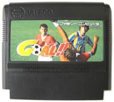 GOAL!! ジャレコ ファミコン FC版