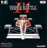 F1トリプルバトル ヒューマン PCエンジン PCE版