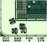 ダーティ レーシング ジャレコ ゲームボーイ GB版