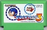 ロックマン3 Dr.ワイリーの最期!? カプコンファミコン FC版