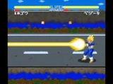 ドラゴンボールZ 超武闘伝 バンダイ スーパーファミコン SFC版