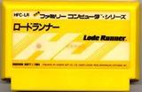 初代ロードランナー ハドソン ファミコン FC版