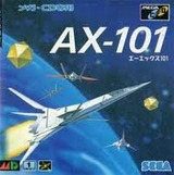 AX−101 セガ メガドライブ MD版