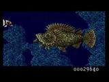 ディープブルー・海底神話 パックインビデオ PCエンジン PCE版