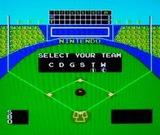 初代ベースボール 任天堂 ファミコン FC版