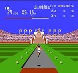 ファミリートレーナー ランニングスタジアム バンダイ ファミコン FC版