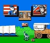 ノースアンドサウスNORTH & SOUTH わくわく南北戦争 ケムコ ファミコン FC版