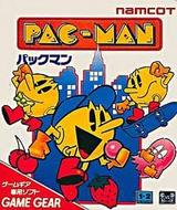 パックマン ナムコ ゲームギア GG版