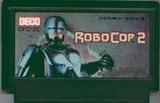 ロボコップ2 データイースト ファミコン FC版