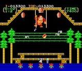ドンキーコング3 任天堂 ファミコン FC版