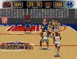 NBA実況バスケット ウイニングダンク コナミ スーパーファミコン SFC版