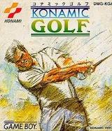 コナミックゴルフ コナミ ゲームボーイ GB版