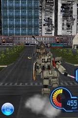 ガンダム エリアウォーズ バンダイナムコゲームス iOS版