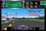フォーミュラ ワン ワールドチャンピオンシップ1993  ヘブンリーシンフォニー セガ メガドライブ MD版