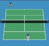 ファミリーテニス ナムコ ファミコン FC版